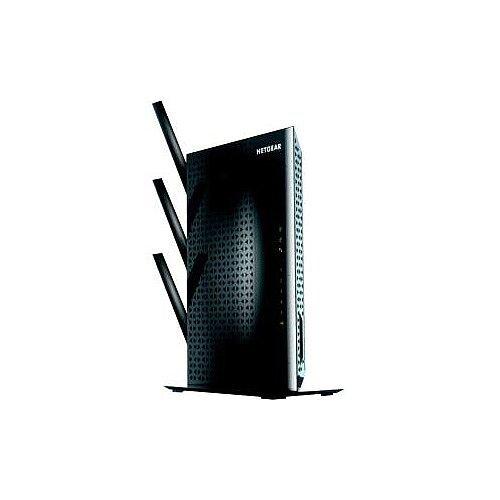 Netgear Nighthawk EX7000 IEEE 802.11ac 1.86 Gbit/s Wireless Range Extender 2.40 GHz 5 GHz 3 x Antennas 3 x External Antennas 5 x Network RJ-45 USB Desktop