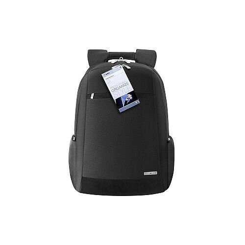 best sneakers 9d1e7 729b4 Belkin Suit F8N179EA Carrying Case Backpack for 39.6 cm 15.6in Notebook  Cell Phone Business Card Power Adapter Accessories Black Polyurethane  Leather ...