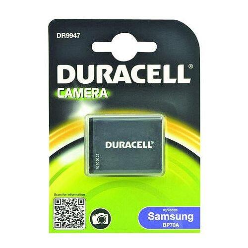Duracell Digital Camera Battery 3.7v 670mAh 2.5Wh Lithium-Ion