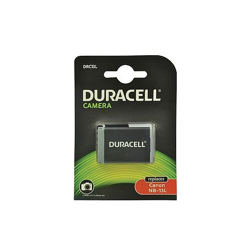 Duracell Camera Battery 1010 mAh Proprietary Battery Size Lithium Ion 3.7 V DC Rechargeable