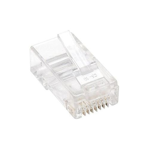 Intellinet 790055 Network Connector 100 Pack 1 x RJ-45 Male Network