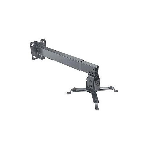 Manhattan 461207 Ceiling Mount for Projector 20 kg Load Capacity Black