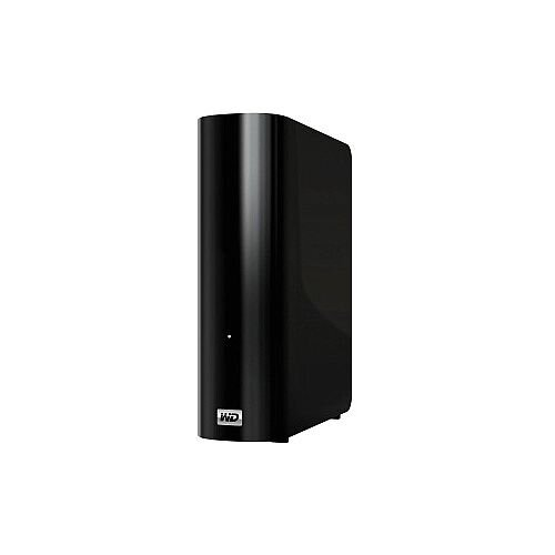WD My Book AV-TV WDBGLG0020HBK 2 TB 3.5in External Hard Drive USB 3.0 Desktop Black