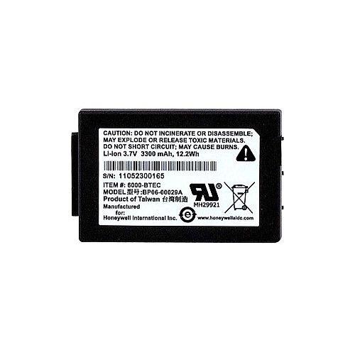 Honeywell Handheld Device Battery 3300 mAh 3.7 V DC