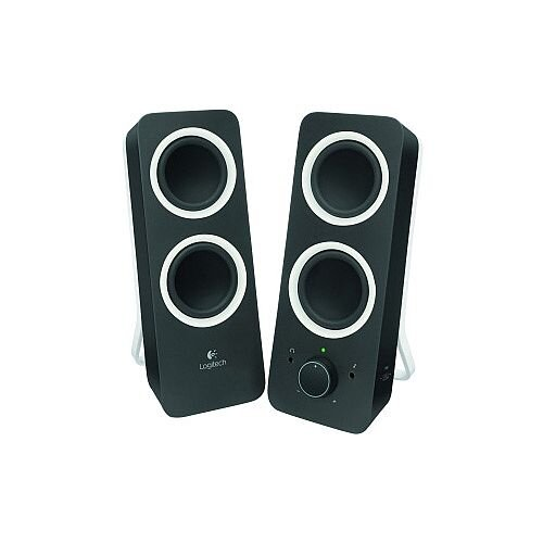 Logitech Z200 2.0 Speaker System Black