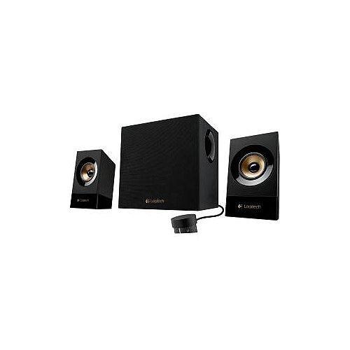 Logitech Z533 2.1 Speaker System 60 W RMS Black 55 Hz 20 kHz Bass Port
