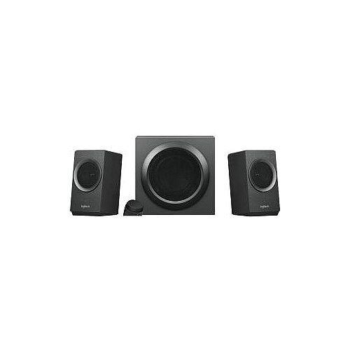 Logitech Z337 2.1 Speaker System 40 W RMS Wireless Speakers Bluetooth Wireless Audio Stream