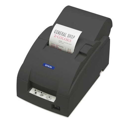 Epson TM-U220A Dot Matrix Printer - 9 pin - Speed: 6 labels per second - Colour Printouts - C31C513057
