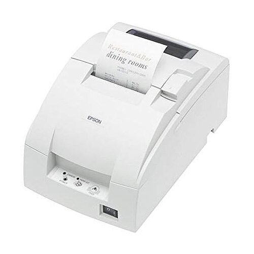 Epson TM-U220D Direct Thermal Printer - Monochrome - Receipt Print - 6 lps Mono - 4 KB - Serial