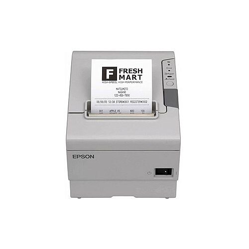 Epson TM-T88V Direct Thermal Printer Monochrome Desktop Receipt Print 300 mm/s Mono USB Parallel 83mm Label Width