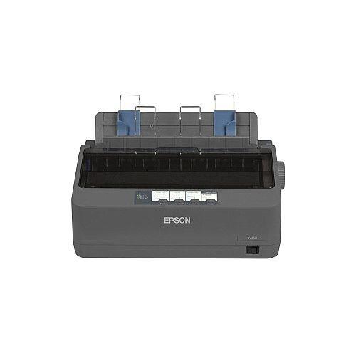 Epson LX-350 Dot Matrix Printer Monochrome 9-pin 80 Column 347 Mono USB Parallel