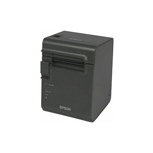 Epson TM-L90 412 Thermal Transfer Printer Monochrome Wall Mount Label/Receipt Print 150 mm/s Mono 203 x 203 dpi 4 KB USB Serial 90mm Label Width