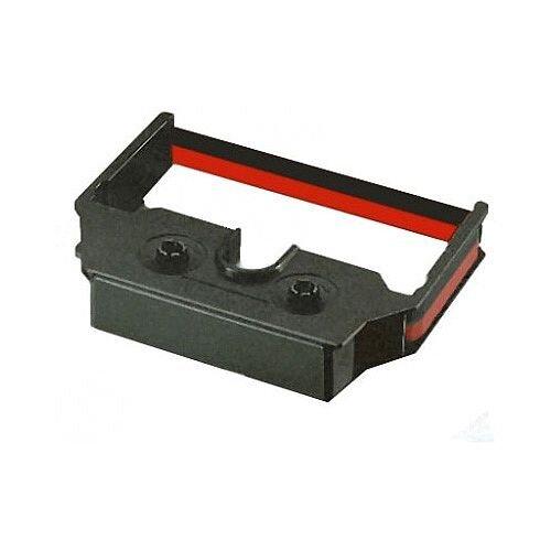 Epson ERC-02BR Ribbon Cartridge Black, Red Dot Matrix C43S015425