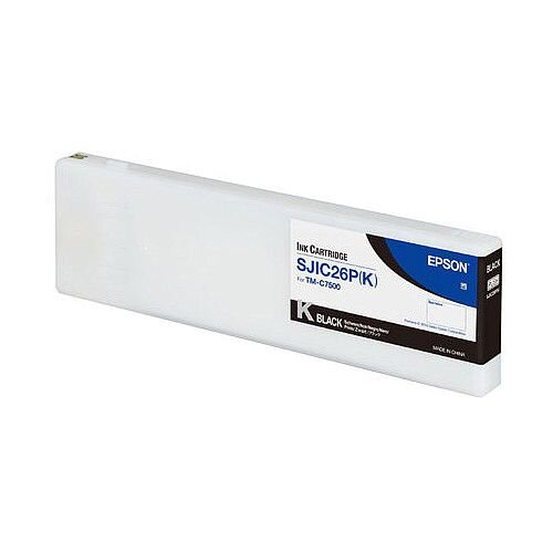 Epson SJIC26P Black Original Ink Cartridge C33S020618