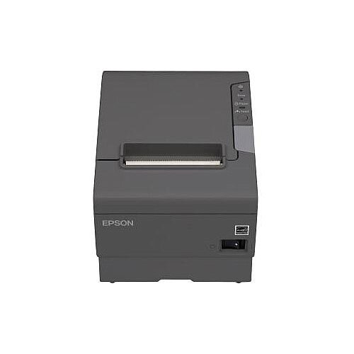 Epson TM-T88V 033B0 Direct Thermal Printer Monochrome Desktop Receipt Print 300 mm/s Mono 180 x 180 dpi Wireless LAN Receipt 83mm Roll Diameter
