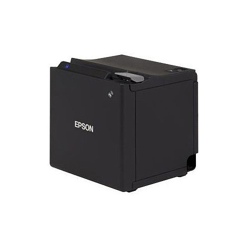 Epson TM-M30 Direct Thermal Printer Monochrome Desktop Receipt Print 200 mm/s Mono 203 x 203 dpi Bluetooth USB Ethernet Receipt 83mm Roll Diameter