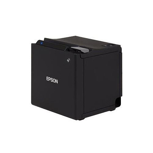 Epson TM-M30 Direct Thermal Printer Monochrome Desktop Receipt Print 200 mm/s Mono 203 x 203 dpi USB Ethernet Receipt 83mm Roll Diameter 80mm Label Width
