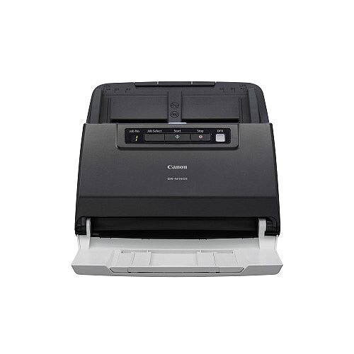 Canon imageFORMULA DR-M160II Sheetfed Scanner 600 dpi Optical 24-bit Color 8-bit Grayscale 60 60 USB