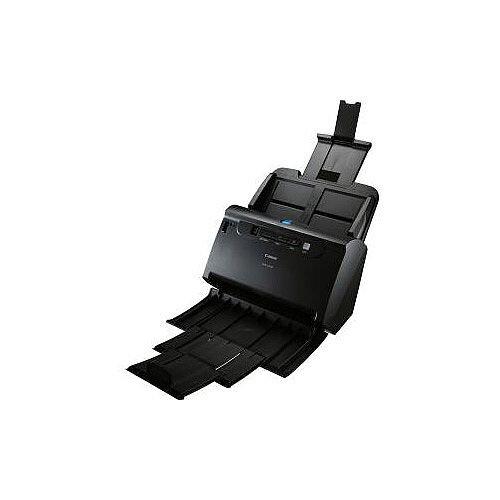 Canon imageFORMULA DR-C240 Sheetfed Scanner 600 dpi Optical 24-bit Color 8-bit Grayscale 45 30 Duplex Scanning USB