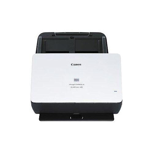 Canon imageFORMULA ScanFront 400 Sheetfed Scanner 600 dpi Optical 24-bit Color 45 45 Duplex Scanning USB