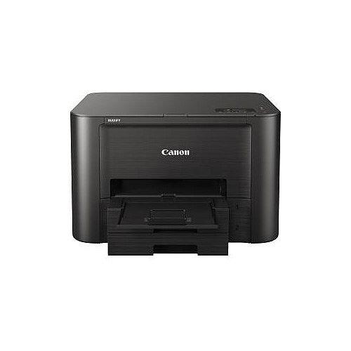 Canon MAXIFY iB4150 Inkjet Printer Colour 600 x 1200 dpi Print Plain Paper Print Desktop 250 sheets Standard Input Capacity Automatic Duplex Print Wireless LAN