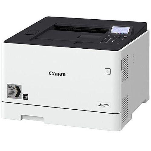 Canon i-SENSYS LBP650 LBP653Cdw Laser Printer Colour 1200 x 1200 dpi Print Plain Paper Print Desktop 49 ppm Mono / 49 ppm Color Print Wireless LAN