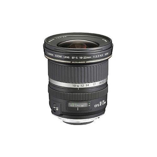 Canon EF-S 9518A007 f/3.5 4.5 Lens 0.17x Magnification 83.5 mmDiameter