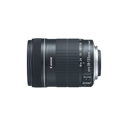 Canon EF-S 3558B005 18 mm to 135 mm f/3.5 5.6 Lens 67 mm Attachment 0.21x Magnification 75.4 mmDiameter