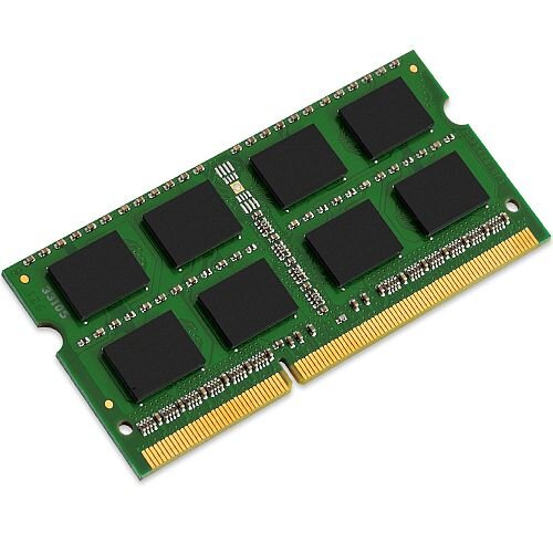 Kingston - DDR3L - 4 GB - SO-DIMM 204-pin - 1600 MHz / PC3L-12800 - CL11 - 1.35 V - unbuffered - non-ECC