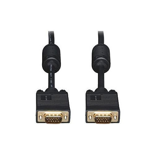 Tripp Lite Video Cable for Monitor 1.83 m 1 Pack 1 x HD-15 Male 1 x HD-15 Male
