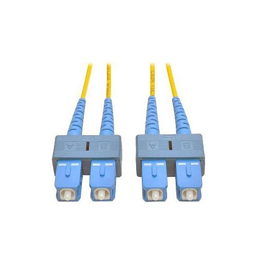 Tripp Lite Fibre Optic Network Cable 2 m 2 x SC 2 x SC Patch Cable