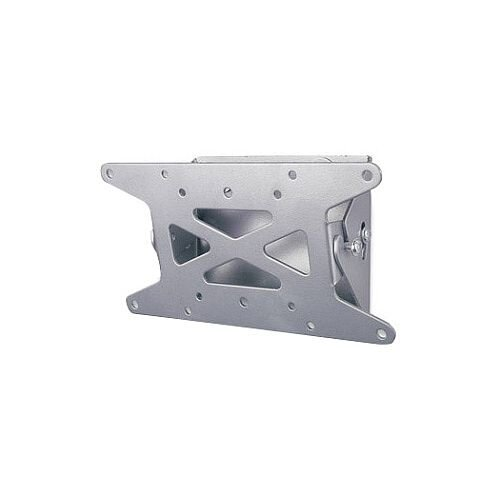 "Manhattan 423717 Wall Mount for Flat Panel Display 33 cm 13"" to 78.7 cm 31"" Screen Support 22.68 kg Load Capacity Steel Silver"
