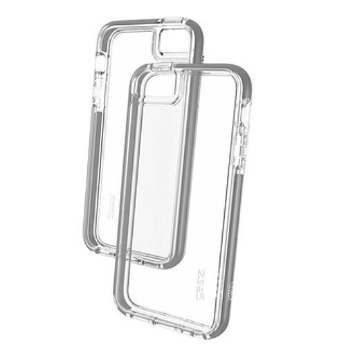 new style 2c2a2 7b438 Gear4 Piccadilly Protective Case for iPhone SE/5/5s - Clear Impact Resistant