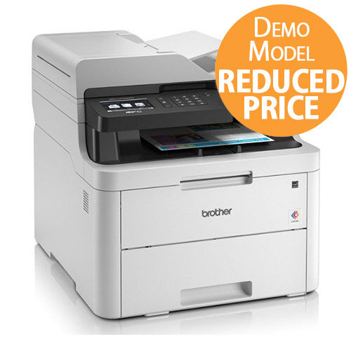 [Demo Model] Brother MFC-L3730CDN Colour Laser Multifunction Printer