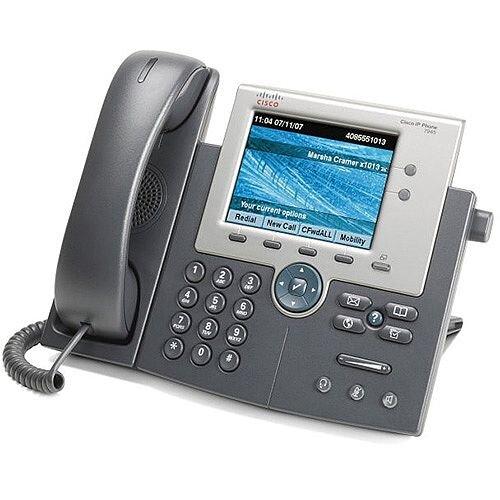 CISCO IP Phone 7945 &Jabra BIZ 2300 Duo Headset Bundle