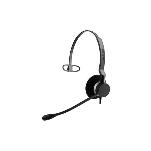 Jabra BIZ 2300 QD Wired Mono Headset Over-the-head Supra-aural Quick Disconnect