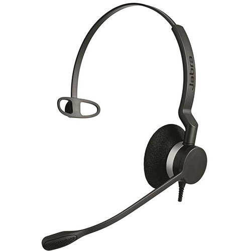 JABRA BIZ 2300 DUO NOISE CANC. HEAD BRACKED