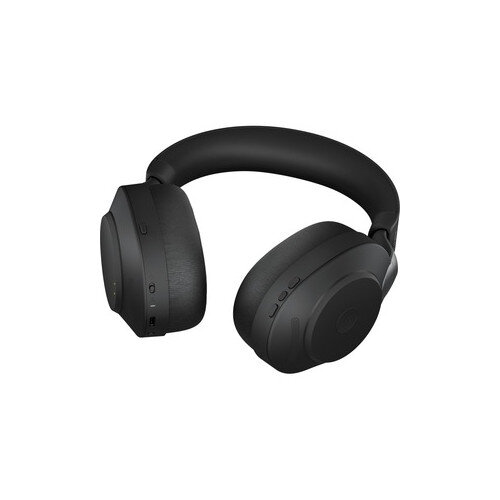 Jabra Evolve2 85 UC - Bluetooth - Over-the-head Stereo Headset - LINK 380A -  Black