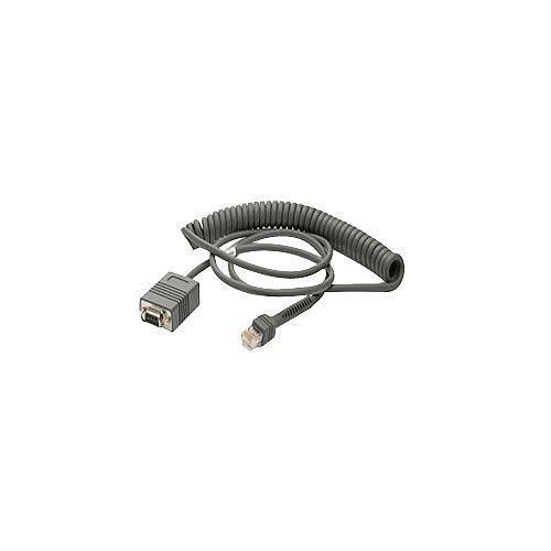 Zebra Serial Data Transfer Cable 2.74 m 1 x DB-9 Female