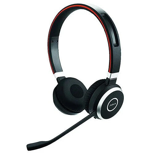 Jabra Evolve 65 Duo MS Headset