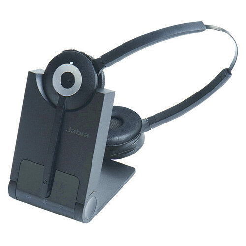 Jabra PRO 930 Duo USB MS W/less Headset 930-29-503-102