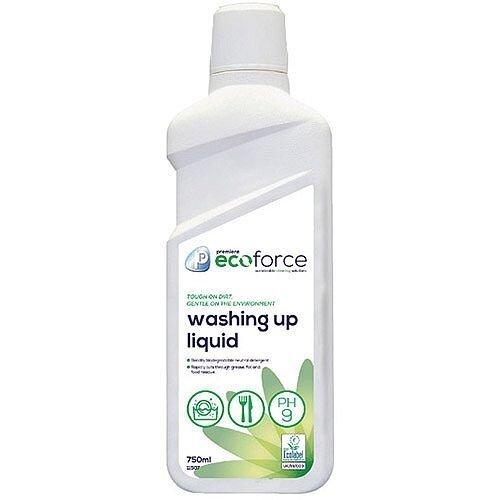 Ecoforce Washing Up Liquid 750ml Pack of 1 11507