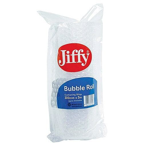 Small bubble Wrap 300mmx3m 20Rll