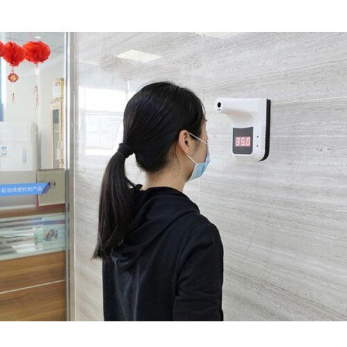 Handsfree Non-contact Forehead Body Infrared Thermometer K3-1