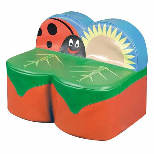 Ladybird 2 Seater Sofa