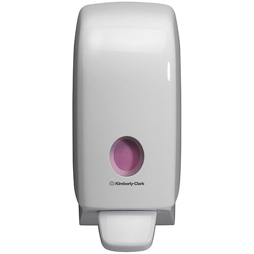 Kimberly-Clark Aquarius Hand Foam Cleanser Dispenser Capacity 1L White 6948