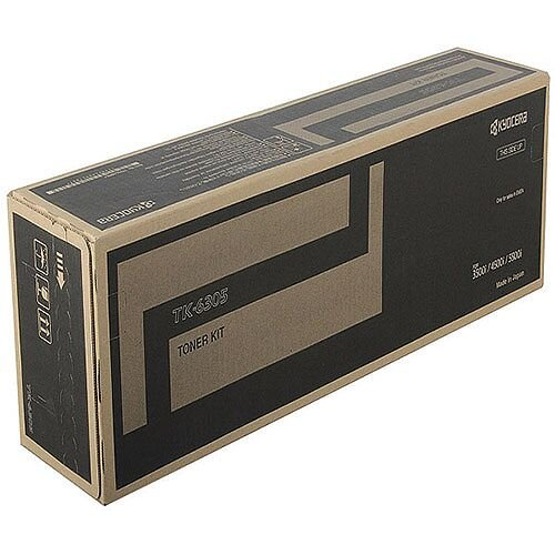 Kyocera TK-6305 Black Toner Cartridge