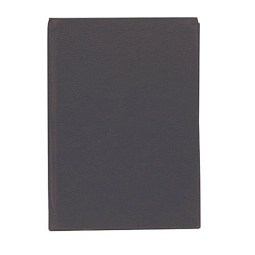 Q-Connect A6 Manuscript Book Indexed 96 Pages