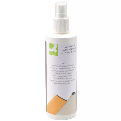 Whiteboard Surface Cleaner 250ml Q-Connect KF04552