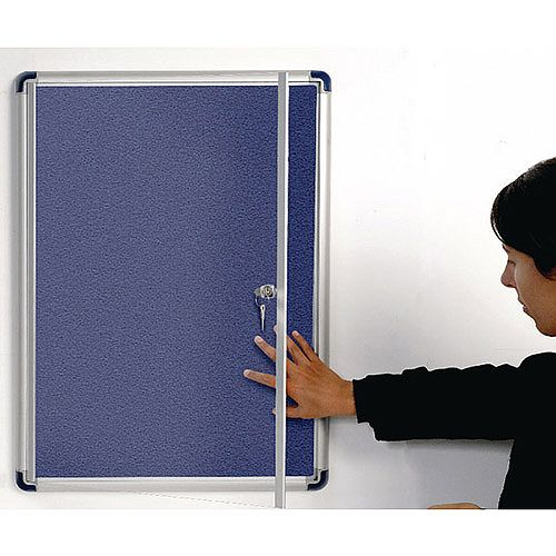 Internal Display Case 900x1200mm Q-Connect
